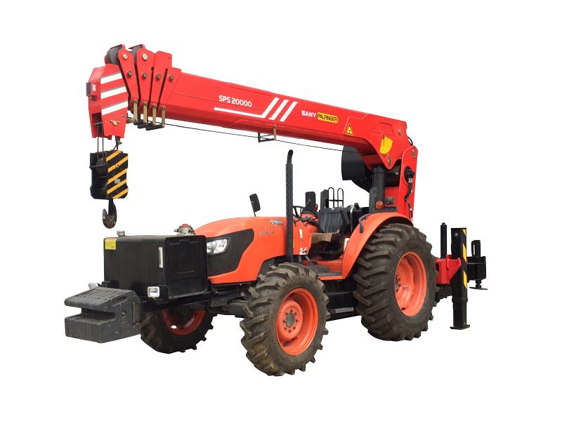 拖拉機及旋耕機的使用保養技術